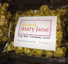 buy edible cannabis online sweet s caramel popcorn is soooo sweet and
