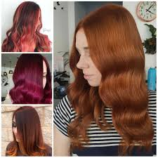 Shades Of Red Color Hottest Shades Of Red For Fall U2013 Best Hair Color Trends 2017 U2013 Top
