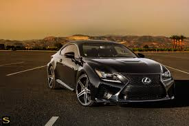 lexus rc 350 blacked out lexus archives savini wheels