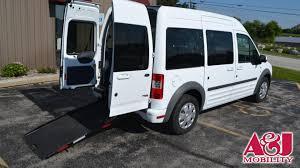 van ford wheelchair vans for sale