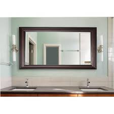 60 bathroom mirror 60 inch bathroom mirror wayfair