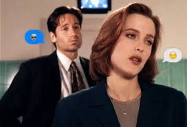 X Files Meme - emoji x files know your meme
