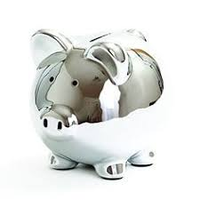 silver piggy bank for baby classic white piggy bank baby gift ideas