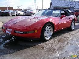 1991 corvette colors 1991 bright chevrolet corvette convertible 23509635