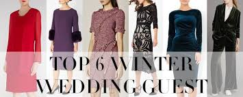 wedding guest dresses for winter six of the best wedding guest dress ideas accessories