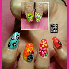 nail designs nails done right