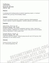 Warehouse Worker Resume Example by General Warehouse Worker Resume Samples