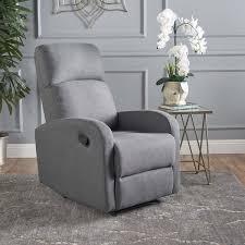 ebern designs dunkley manual recliner u0026 reviews wayfair