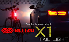 brightest bicycle tail light amazon com super bright bike light usb rechargeable rear tail