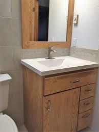 slab sink affordable custom cabinets showroom