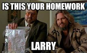 Larry Meme - now i m mad son larry quickmeme