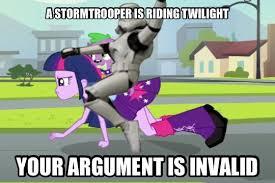 Star Wars Stormtrooper Meme - 874487 equestria girls meme random safe star wars