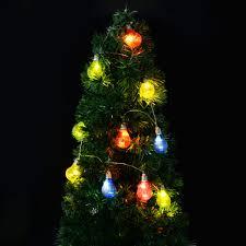 led bulbs string lights ball globe fairy lamp wedding christmas