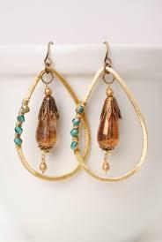 mardi gras earrings mardi gras glass hoop dangle earrings for women vaughan