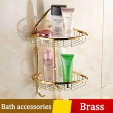 discount gold bathroom accessories sets 2018 gold bathroom