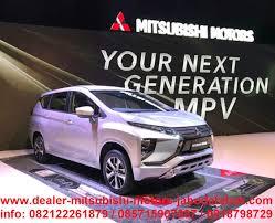 mitsubishi baru berita mitsubishi xm new mitsubishi xpander mpv baru pilihan