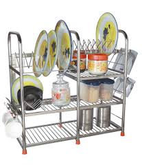amol stainless steel kitchen rack organize your kitchen