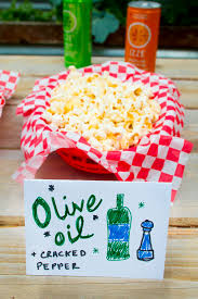 three diy popcorn flavors for your outdoor movie night pdxfoodlove