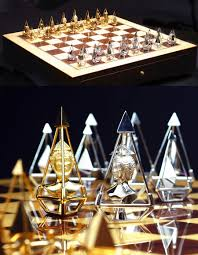 Home Design Diamonds 30 Unique Home Chess Sets
