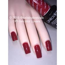 the femme fatals collection u2013 opi gelcolor lovers