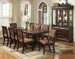 mahogany dining room set modern mahogany dining table sumr info
