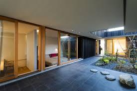 courtyard house in peach garden interior stunning structures with