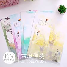 writing paper set online buy wholesale letter writing set from china letter writing 3pcs envelopes and 6pcs writing letter paper set packing wedding accessories china