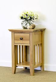 Oak Bedside Tables Furniture Small Bedside Tables Cheap In Modern Home Design Ideas