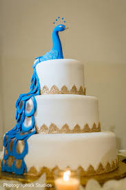 Impressive Indian Wedding Cake In Alexandria Va Fusion Indian
