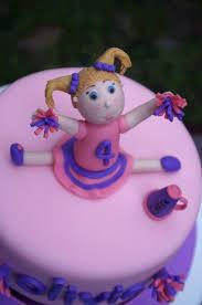 gooooo cheerleader cake cake by mandy cakesdecor