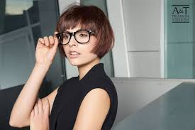 bob hairstyles for glasses bob haircut for fine straight hair and glasses