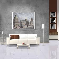 Grey Laminate Floor Tiles Falquon High Gloss 8mm Grey Tile High Gloss Flooring Leader Floors