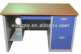3 drawer office desks furniture metal computer tables steel