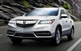 luxury jeep 2015 acura mdx u2013 a top choice for a three row luxury suv by