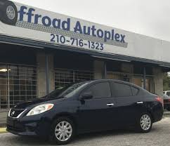 2013 nissan versa for sale in san antonio texas 78237