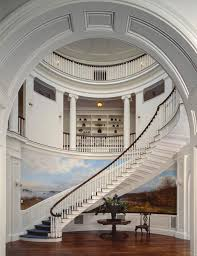 Beautiful Staircases by House On The Long Island Sound Allan Greenberg Architect