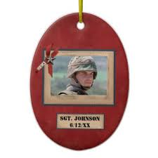 fallen soldier ornaments keepsake ornaments zazzle