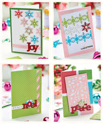 pretty christmas cards free card making downloads card making
