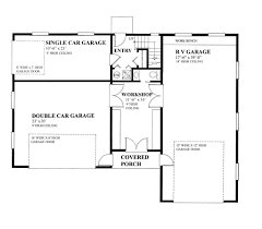 country style house plan 1 beds 2 baths 2637 sq ft plan 118 139