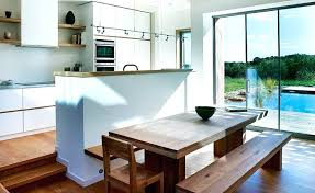 Split Level Kitchen Ideas Open Kitchen Dining Room U2013 Fitbooster Me