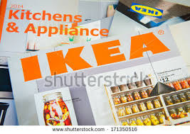 old ikea catalog ikea catalog stock images royalty free images vectors shutterstock