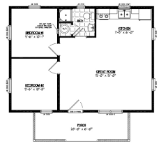 Carriage Rv Floor Plans by 22x30 Pioneer Certified Floor Plan 22pr1201 Custom Barns And