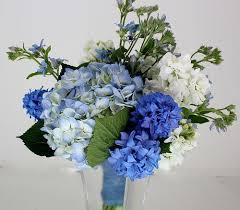 Blue Wedding Bouquets Blue Bridal Bouquets