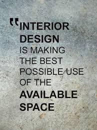interior design quotations inspirational interior design quotes