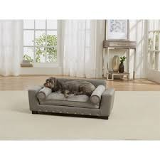 Overstock Sofa Bed Christopher Home Doggerville Oval Cushy Sofa