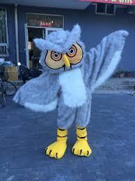 halloween mascot costumes cheap popular owl mascot costume buy cheap owl mascot costume lots from