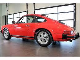 1981 porsche 911 sc for sale 1981 porsche 911sc for sale classiccars com cc 1008972