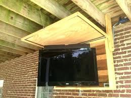 outdoor tv cabinet enclosure outdoor television cabinet exmedia me