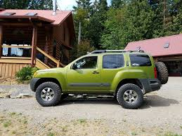 nissan xterra silver new alcans already sagging pics second generation nissan