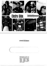 100 electra glide manual 12 electra glide police wires